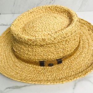 Summer Club Straw Hat